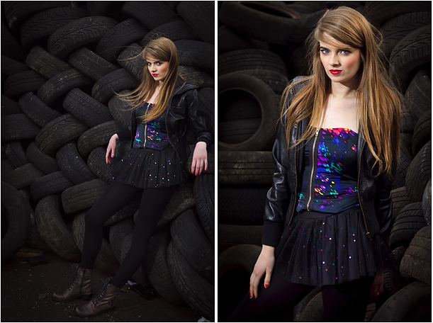 Surrey Fashion Photographer Model Portfolios