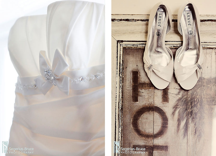 Benjamin Roberts Wedding Dress Desinger